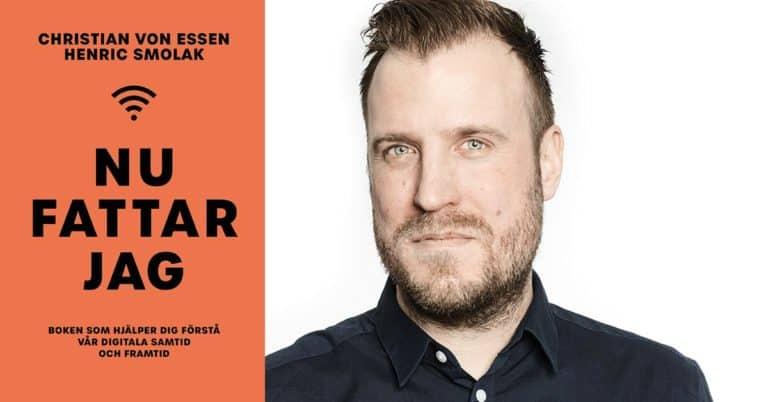 Boktips: 5 bra böcker om teknikutveckling – Christian von Essen