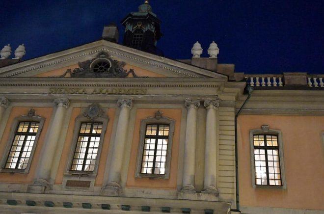 Svenska Akademien agerar mot att NMR-sajten publicerat klassiska svenska författare. Arkivbild: Jonas Ekströmer/TT.
