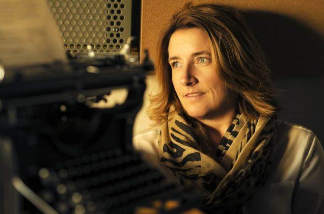 Anna Granlund, förläggare och grundare av förlaget North Chapter.