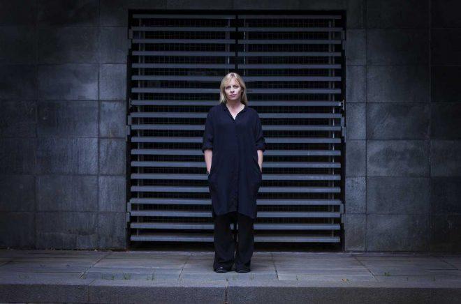 Bild: Caroline Andersson / Anna Hallberg har fått ett stipendium från Svenska Akademien.
