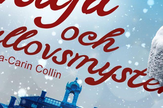 AC Collin satsade för fullt och nådde fram - nu är hennes bok ute för streaming.