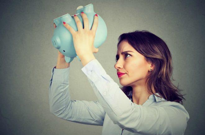 Författare i Storbritannien får det allt tuffare ekonomiskt –genomsnittslönen har minskat med 42 procent på 13 år. Foto: iStock
