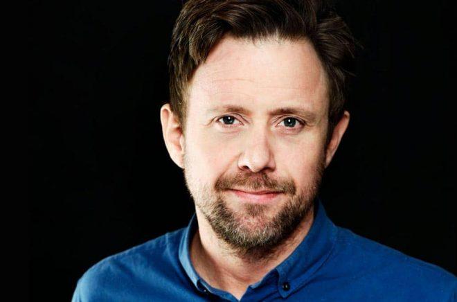 Adam Dahlin, förlagschef och publicisitisk chef på Bokförlaget Forum. Foto: Pressbild.