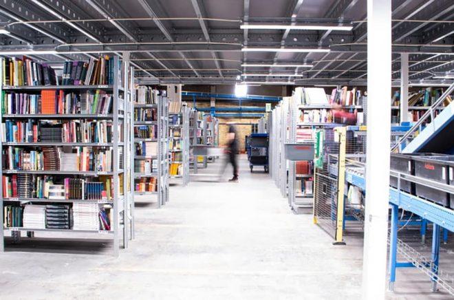 Adlibris hade ett rekordår 2020 och ökade försäljningen kraftigt. Foto: Pressbild.