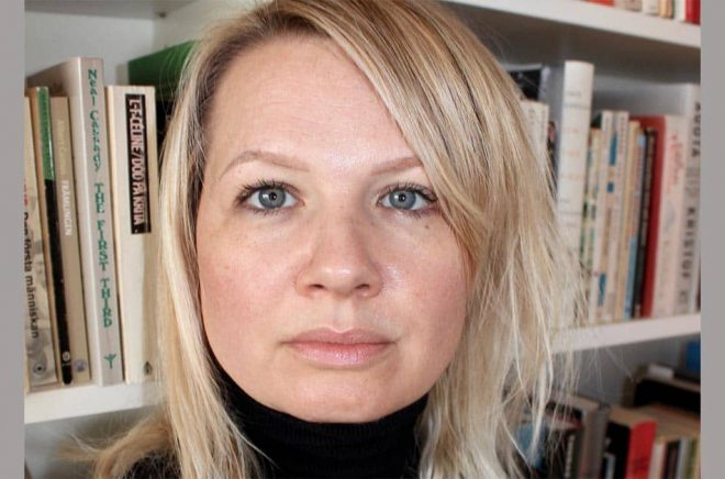 Agnes Cavallin blir ny förläggare med redigeringsansvar på Bazar förlag från 1 januari 2021. Foto: Privat.
