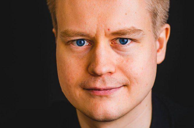 Alexander Jönsson. Foto: Eve Fotografi