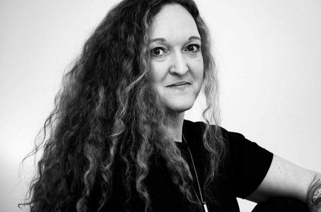 Alexandra Nedstam, förlagschef Vertigo och ordförande i NOFF. Foto: Cato Lein