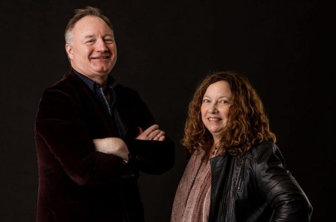 Alicia och Rolf Medina. Foto: Jens C Hilner