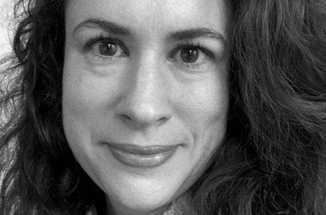 Amanda Bértolo Alderin. Foto: Pressbild HarperCollins Nordic