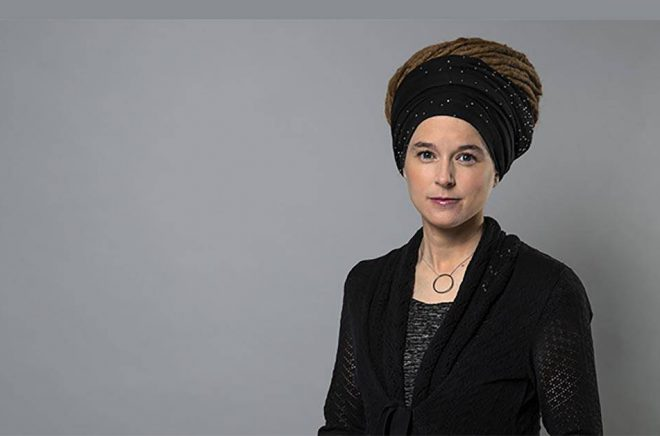 Kulturminister Amanda Lind. Fotograf: Kristian Pohl, Regeringskansliet.