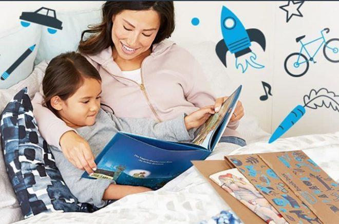 Amazon Prime Book Box lanseras nu som en tjänst för barnfamiljer. Är det en nyhet eller bara ett nytt sätt att presentera en klassisk bokklubb? Foto: Amazon