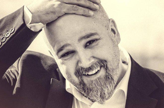 Anders Nyman på Whip Media. Foto: Conny Palmkvist.