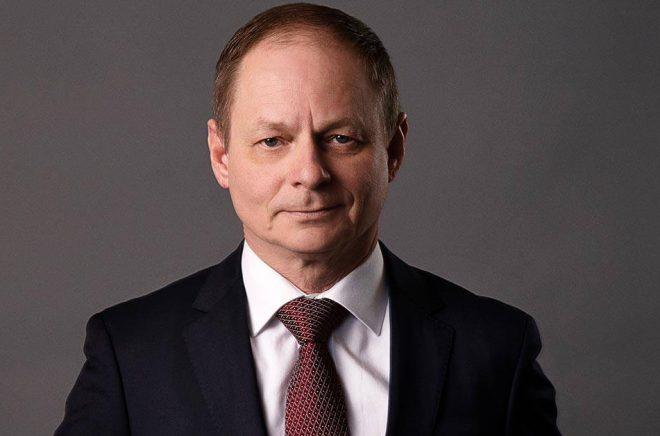 André Catry, IT-säkerhetsprofil och författare. Foto: Petter Karlberg