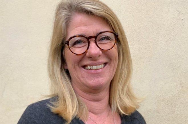 Anette Nyberg, företagare och författare. Foto: Privat
