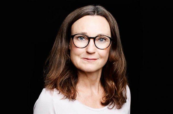 Anna-Lena Hernvall blir ny förlagschef på HarperCollins Nordic. Foto: Caroline Andersson.