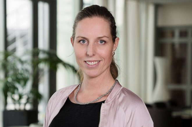 Anna-Lena Olsson, CIO på Akademibokhandeln och Bokus.