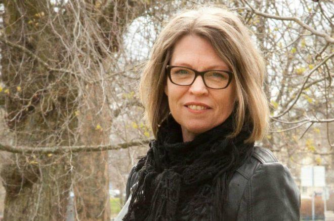 Anna Widerberg. Foto: Privat