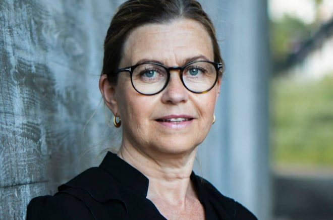 Anna Löfdahl. Foto: Katriina Rosen