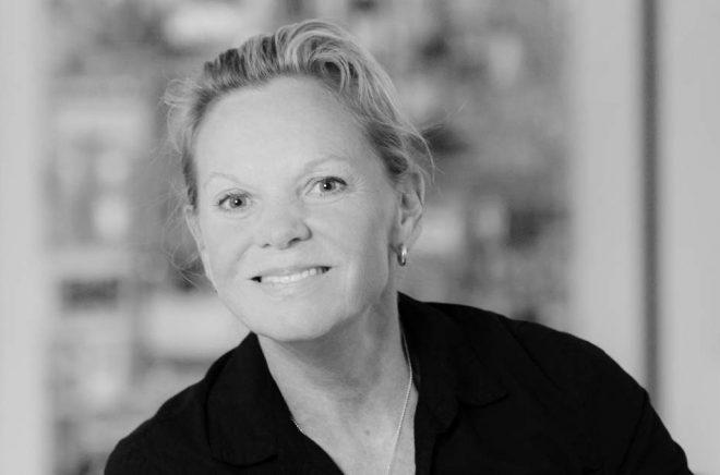 Anna Borné Minberger, VD för Pocket Shop. Foto: Pocket Shop