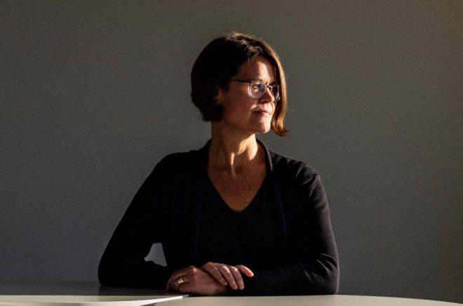 Anna Ehn, journalist och författare. Foto: Eva Lindblad