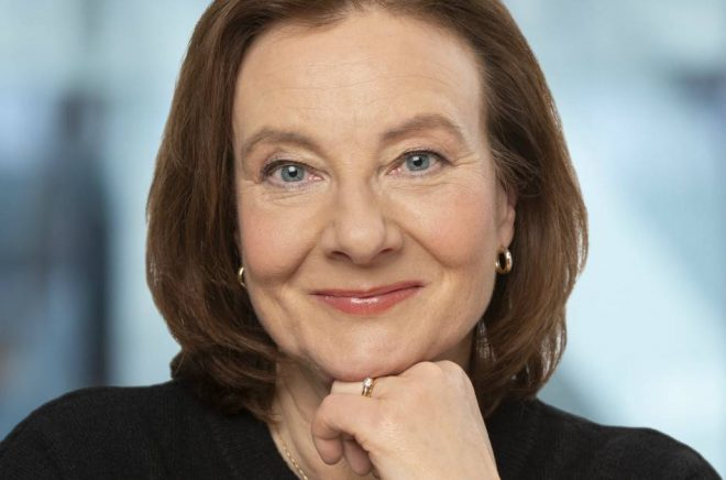 Anne-Marie Davis. Foto: Håkan Målbäck