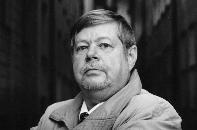 Den finske författaren Arto Paasilinna (1942-2018). Foto: Ulla Montan.
