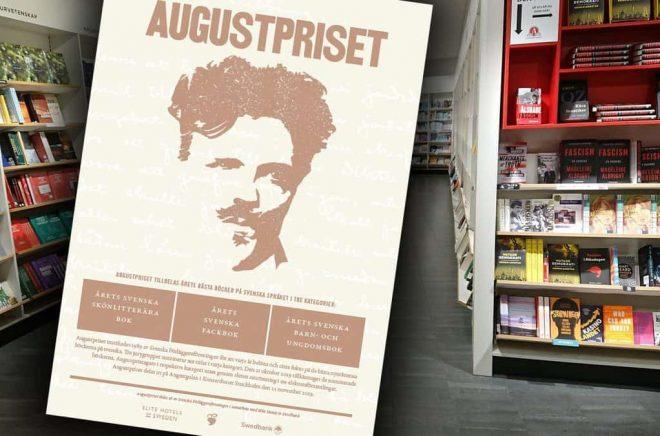 I samarbete med Akademibokhandeln anordnas under hösten den första Augustturnén. Tre olika städer kommer få besök av Augustnominerade författare, som intervjuas av lokala litteraturkritiker och journalister.