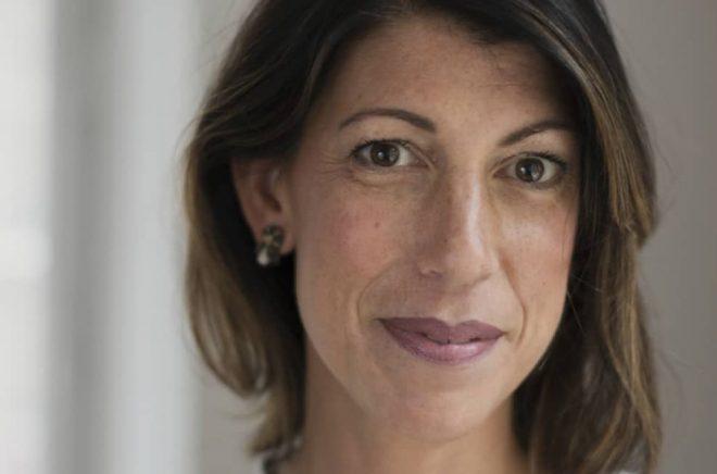 Jessica Bab Bonde, författare och litterär agent. Foto: Sofia Runarsdotter