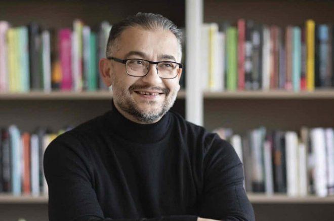 Bagir Kwiek, Sveriges läsambassadör 2019-2021. Foto: Susanne Kronholm