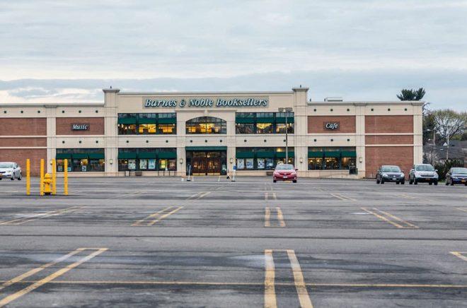 Barnes & Noble har problem i USA. Foto: iStock