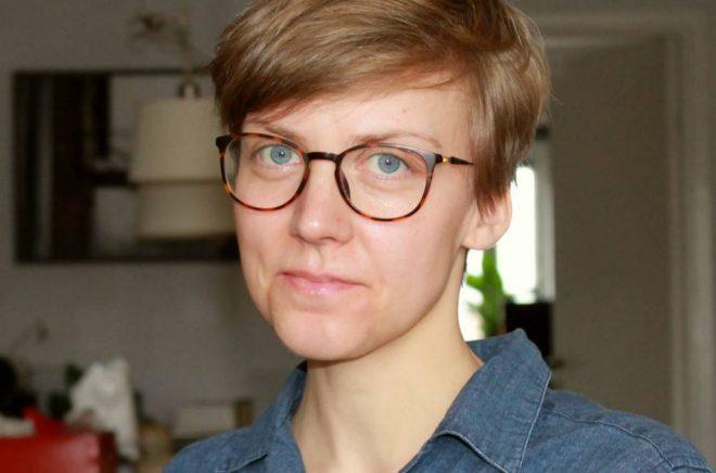 Elin Hägg. Foto: Privat