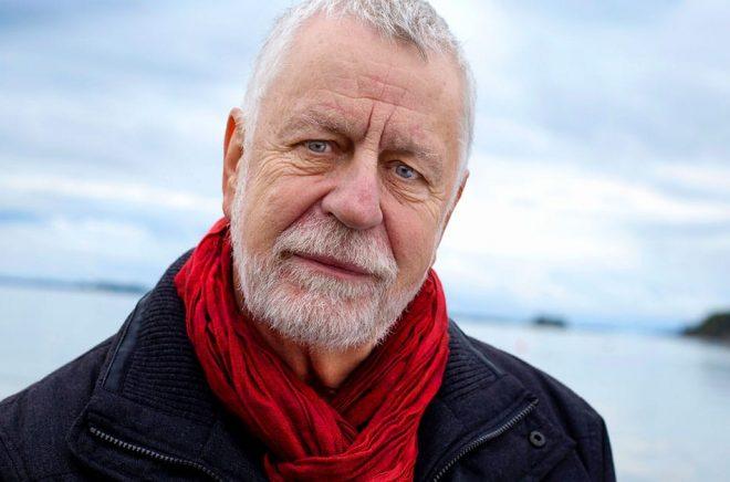 Författaren Björn Hellberg. Foto: Mats Andersson.