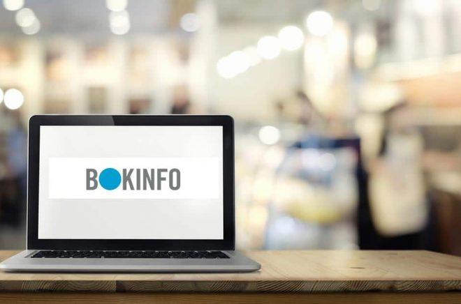 Bokinfo tar ett nytt steg och erbjuder distribution av digitala filer för att behålla sin relevans även för digitala format. Foto: iStock. Montage: Boktugg.