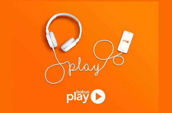 Nu ska Bokus sälja ljudböcker som streamingtjänst under varumärket Bokus Play.