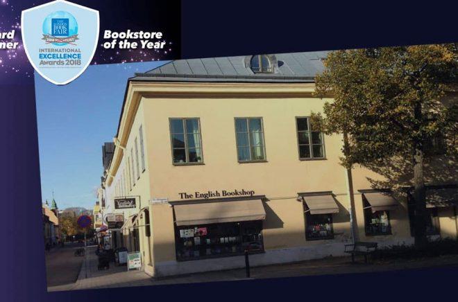 Världens bästa bokhandel finns i Uppsala - det blev i alla fall The English Bookshop i Uppsala som vann prestigefyllda priset Bookstore of the Year 2018 vid Bokmässan i London.