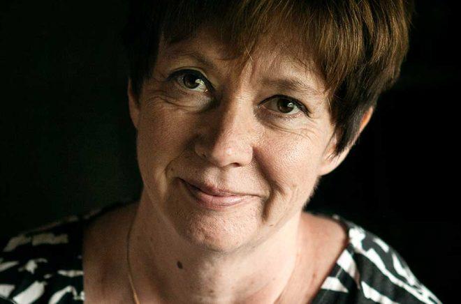 Författaren Katarina von Bredow. Foto: Amelie Herbertsson.