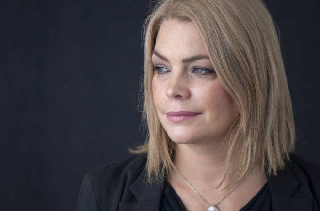 Susanne Burelo. Foto: Lars Hallström
