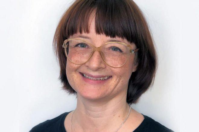 Camilla Carnmo, Verksamhetsutvecklare litteratur och läsfrämjande på Biblioteksutveckling Blekinge Kronoberg.