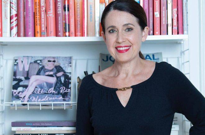 Carina Nunstedt startar eget under namnet Yourlife Books. Foto: Sven Lindwall.