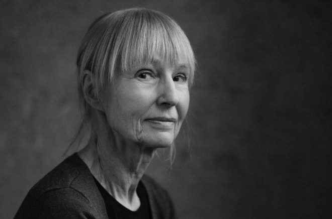 Carola Hansson. Foto: Sara Mac Key