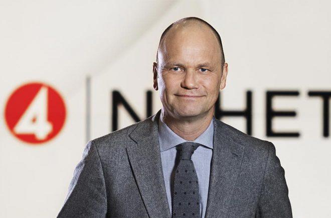 Casten Almqvist tillträder som styrelseordförande för Bonnier Books i oktober 2021. Fotograf: Peter Jönsson.