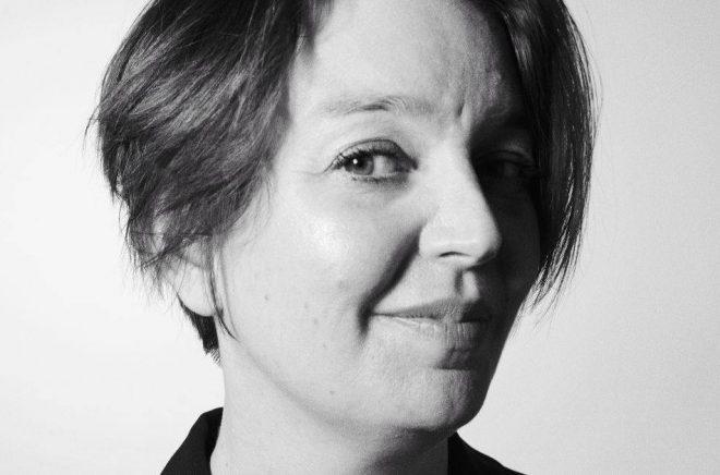 Författare, översättaren och journalisten Cecilia Hansson. Foto Martin Vallin