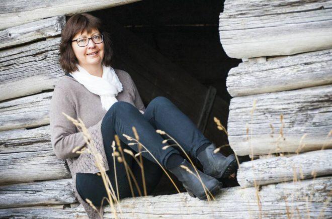 Cissi Nilsson. Foto: Emma Bergstrand