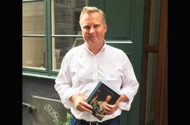 Claes Rainer är historiker och processjurist - och författare. Foto: Pressbild.