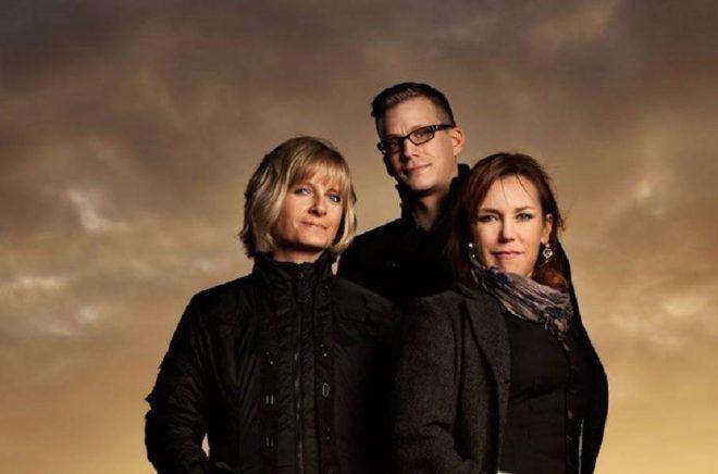 Ingrid Korsell, Henrik Jonsson, Åsa Larsson Foto: Thron Ullberg