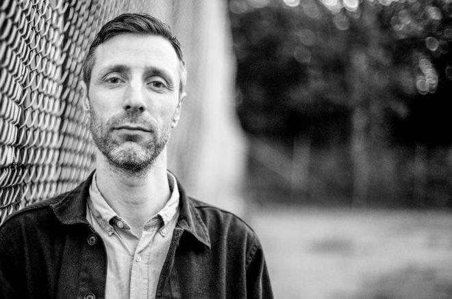 David Vikgren, poet. Foto: Lina Ikse
