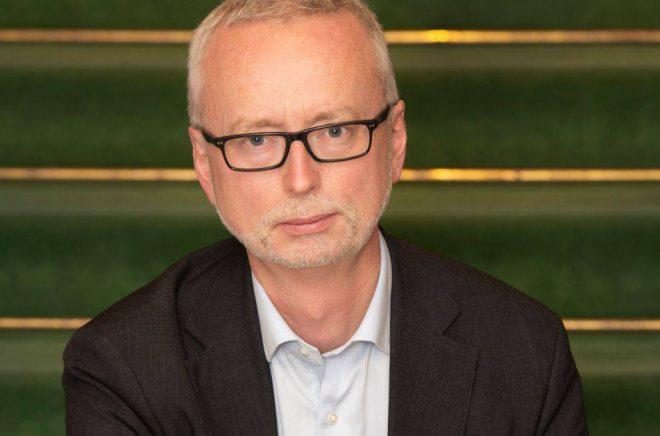 Dick Harrison, professor i historia och författare. Foto: Hans Jonsson