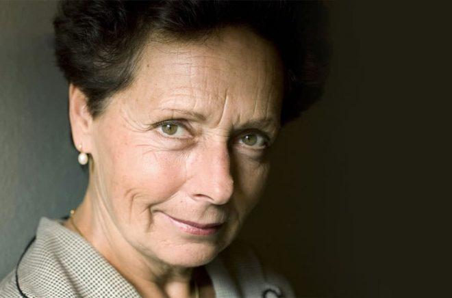 Dorotea Bromberg, förlagschef på Brombergs förlag. Foto: Casia Bromberg