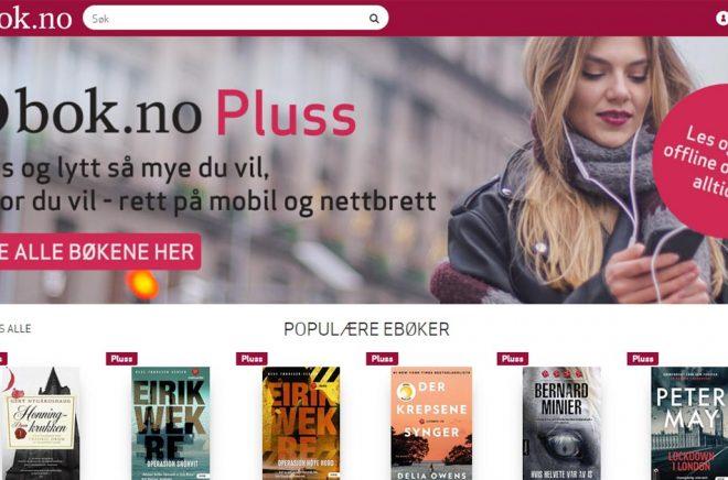 Norska prenumerationstjänsten Ebok Pluss får inte tillgång till de stora förlagens titlar. Maktmissbruk menar de.