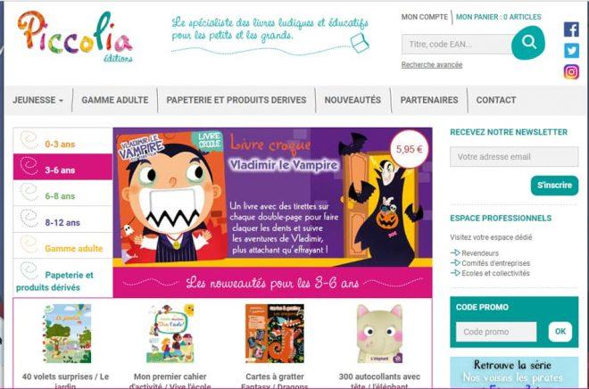 Det franska förlaget Editions Piccolia, som ägs av Bonniers, avvecklas.